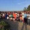 piana di gela cicogna day. grande partecipazione e amore per la propria terra