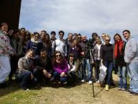 Volontari  Europei alla Riserva Naturale Biviere di Gela